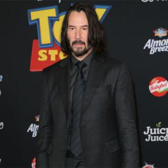 'Wonderful story' brought me back to The Matrix, says Keanu Reeves