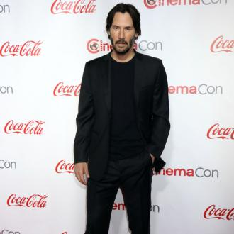 Keanu Reeves auctioning Zoom date for children's charity