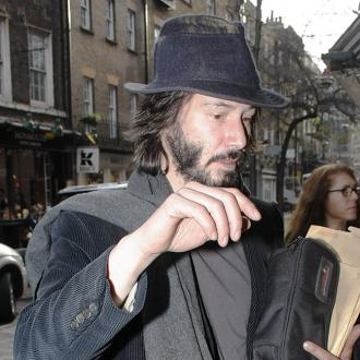 Keanu Reeves Encounters Intruder