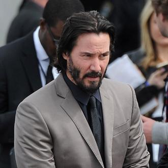 Keanu Reeves saw a ghost