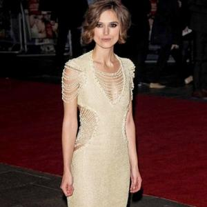 Keira Knightley Has Clothing Budget Worries