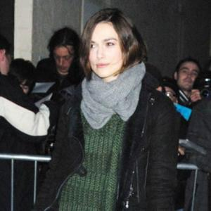 Keira Knightley Doesn't Like To Be Safe