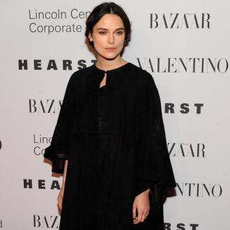Keira Knightley: I'm Lucky To Be Able To Work