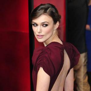 Keira Knightley Working On Movement