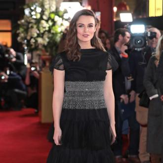 Keira Knightley felt right playing protestor