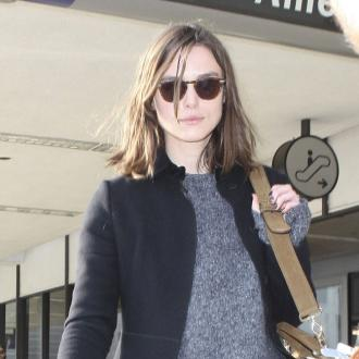 Keira Knightley Caught Pleurisy