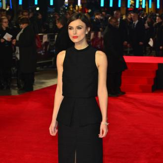 Keira Knightley Apologises After Drinking