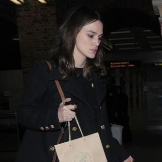 Keira Knightley Loves Working For Chanel