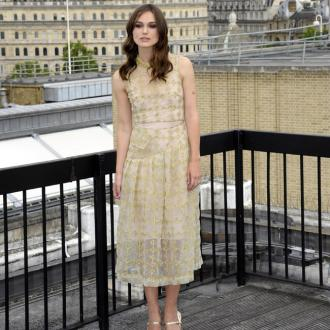 Keira Knightley Admires Angelina Jolie's Charity Work