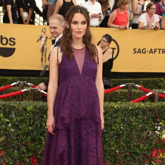 Keira Knightley's Changing Shape