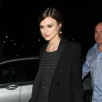 Keira Knightley: My Body Is Extraordinary
