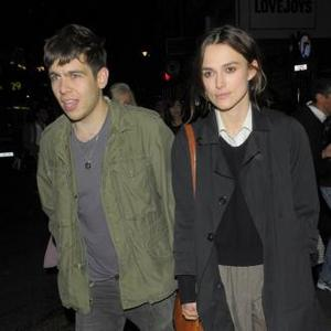 Keira Knightley Gets Engaged