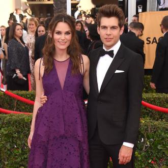 Keira Knightley praises her husband for being a great dad