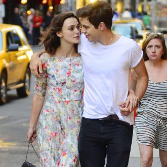 Keira Knightley Didn't Know Fiance's Band