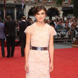Keira Knightley: 'I'm Not Prudish About Nudity'