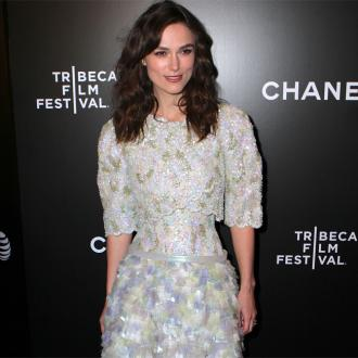 Keira Knightley Likes Drama Of Red Carpet