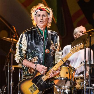 Keith Richards says being a guitarist is better than fronting a band