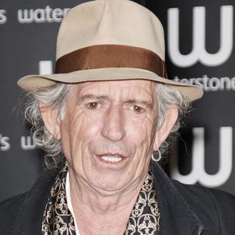 Keith Richards Takes Sausages On Vacation