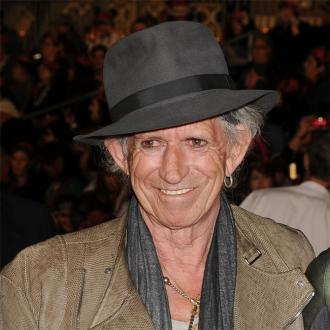 Keith Richards Starts Days With 'Early Morning Joint'