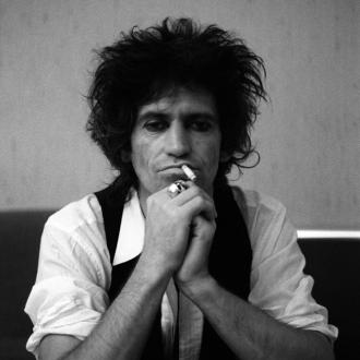 Keith Richards Used To Stay Up For Days