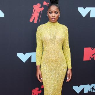Keke Palmer had '20 COVID tests every other day' to host MTV VMAs