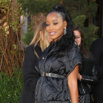 Keke Palmer needed to 'reconnect' with hair
