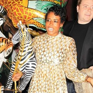 Kelis Isn't Impressed By Designer Labels