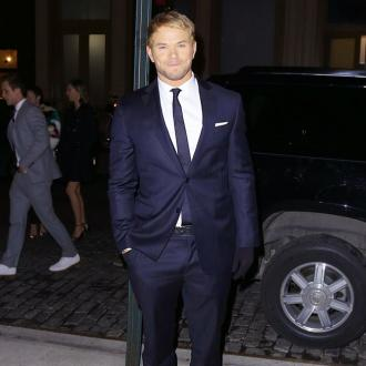 Kellan Lutz loved working with Bruce Willis