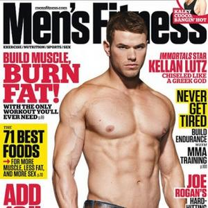 Kellan Lutz Had Egg-treme Diet For Immortals