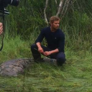 Kellan Lutz Appeals To Save 'Beautiful' Alligators