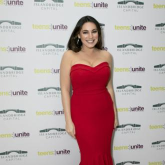 Kelly Brook: Quick fix weight-loss DVDs are 'unrealistic'