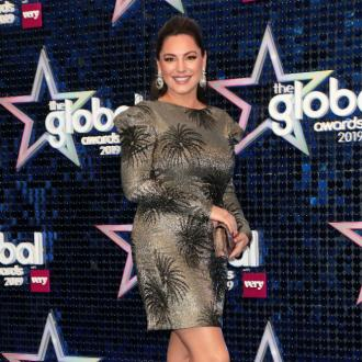 Kelly Brook accidentally wet herself at work