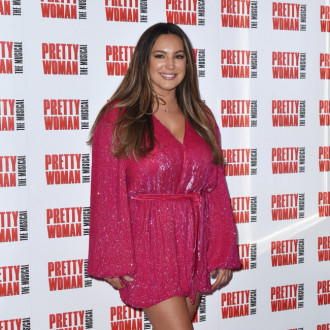 Kelly Brook embraces her bigger body