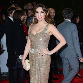 Kelly Brook Is Still Friends With Danny Cipriani