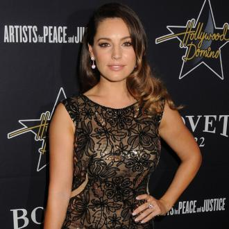 Kelly Brook Plans To 'Cry' After One Big Happy Axe