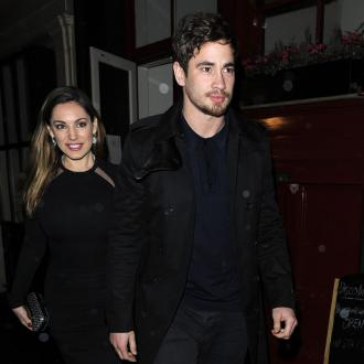 Kelly Brook Causes A Stir With Danny Cipriani Photo