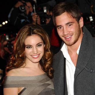 Kelly Brook And Danny Cipriani Reunite