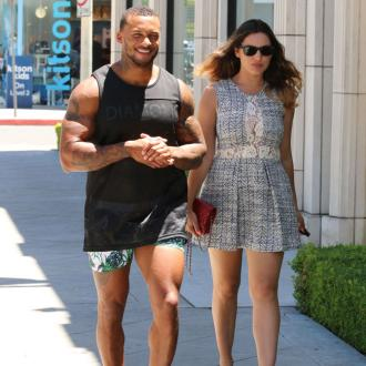 Kelly Brook Goes On Date With Ex-fiancé