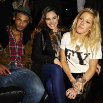 Kelly Brook introduces boyfriend to pals