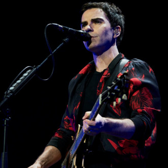 Kelly Jones is 'proud' of how his family has coped with his daughter's transition to a boy