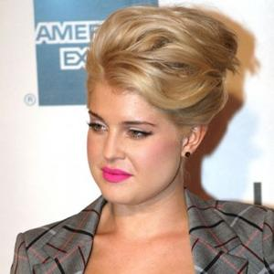 Crime-fighter Kelly Osbourne