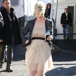 Kelly Osbourne: Christina Aguilera Is A 'Fat B***H'