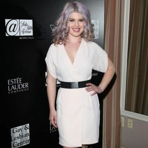 Kelly Osbourne Wanted To Have Fun With Her Hair