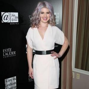 Kelly Osbourne Has Regular Therapy