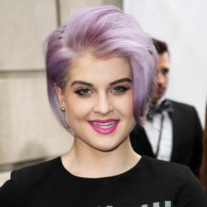 Kelly Osbourne Injures Ankle On Agt Set