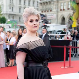 Kelly Osbourne is in a great place