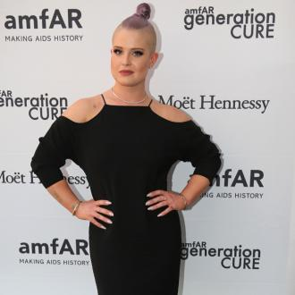 Kelly Osbourne celebrating 2 years of sobriety