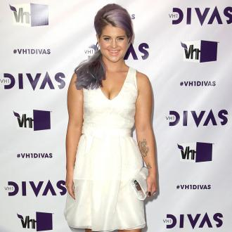 Kelly Osbourne Returns Home