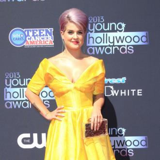 Kelly Osbourne: Sharon Locked Me Up So I'd Quit Drugs