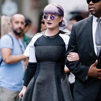 Kelly Osbourne Loves Her New Curves